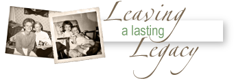 Leaving a Lasting Legacy - Uxbridge Book Design and biography solutions