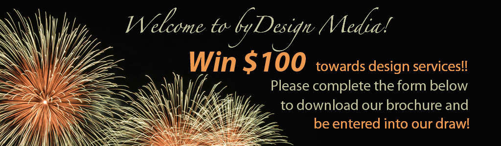 Win $100 towards your next design project contest