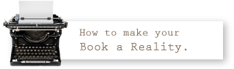How to make your book a reality - book writing and design in Uxbridge