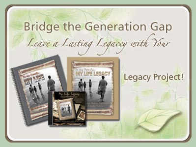 Bridge the Generational Gap with a Legacy Journal