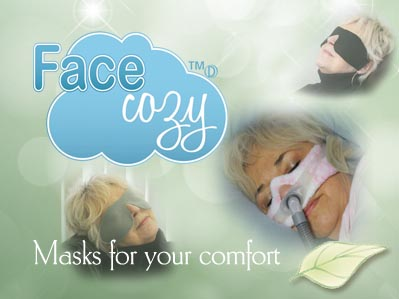 Face Cozy - make your CPAP machine easier to use