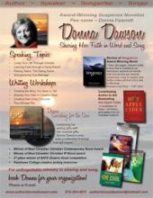 Flyer Graphic Design by Diane Roblin-Lee