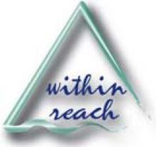 Within Reach Logo - Graphic Design by Diane Roblin-Lee