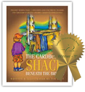 Award Winning Book Design - The Cardboard Shack Beneath the Bridge