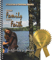 Where Family Meets Faith - Award - Book Publishing in Ontario