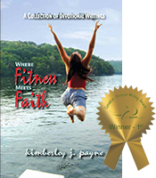 Where Fitness Meets Faith - Award - book publishing in Ontario